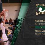It's Gameday! Tonight – Game 2 – Round 2 – Tipoff at the Dam – Gators vs Vikings