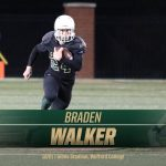Saturday's Shrine Bowl Next Stage for the Talent and Toughness of Gator Running Back Braden Walker