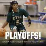 Gators Women's Basketball Hosts Stall Warriors Tuesday Night in Round 1 of State Playoffs