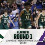 Gator Men's Basketball Opens Playoffs Wednesday Night at Home vs West Ashley