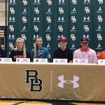 Closer Look at Gator Athletes Featured on RB's Fall NLI Signing Day of 2019-20