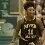 Movin' On! Women's Basketball Knocks Off Carolina Forest 54-48 in 2nd Round of State Playoffs