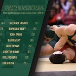 Gators Win AAAAA Individual Lower State Wrestling Tourney