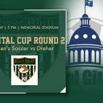 Men's Soccer vs Dreher in Round 2 of Capital City Cup at Memorial Stadium