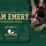Gator Wrestler Sam Emery Selected to Participate in 2020 North/South All-Star Wrestling Event