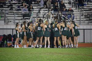 Photo Gallery: Women's Varsity Lacrosse vs Blythewood 2/2020