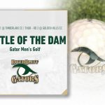 Men's Varsity and JV Golf Competes in the Battle of the Dam Wednesday and Thursday