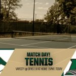 Match Day! Men's Tennis Faces Dutch Fork