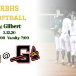 Girls Varsity Softball defeats Gilbert 7-4