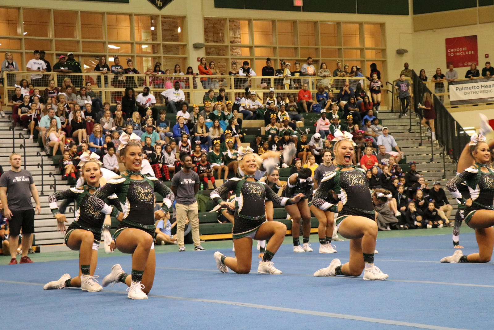 Cheerleading Tryout Updated Info Here