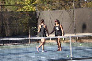 Photo Album: Women's Tennis in Round 1 of Playoffs 2019
