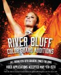 Gator Band Color Guard Audition Info Here