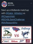 Go Vote for RBHS (vs Chapin) in Round 3 of SCHSL Spirit Challenge on Twitter!