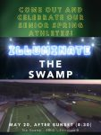 "May 20 – ""Illuminate The Swamp"" to celebrate Senior Spring Athletes"