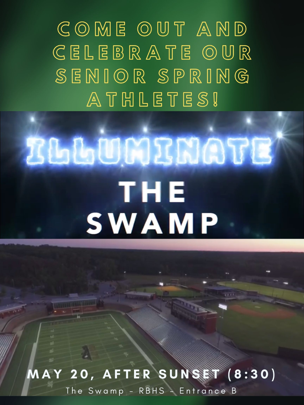 Illuminate The Swamp Tonight!