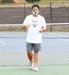 Lim Named NFHS Girls Tennis Coach of the Year
