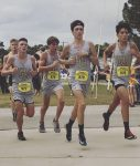Boys JV (Varsity 2.0) Cross Country finishes in the Top 10 at the Pelican's Invitational
