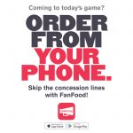 Counting for Concessions at One of Tonight's Gator Events? Use FanFood App