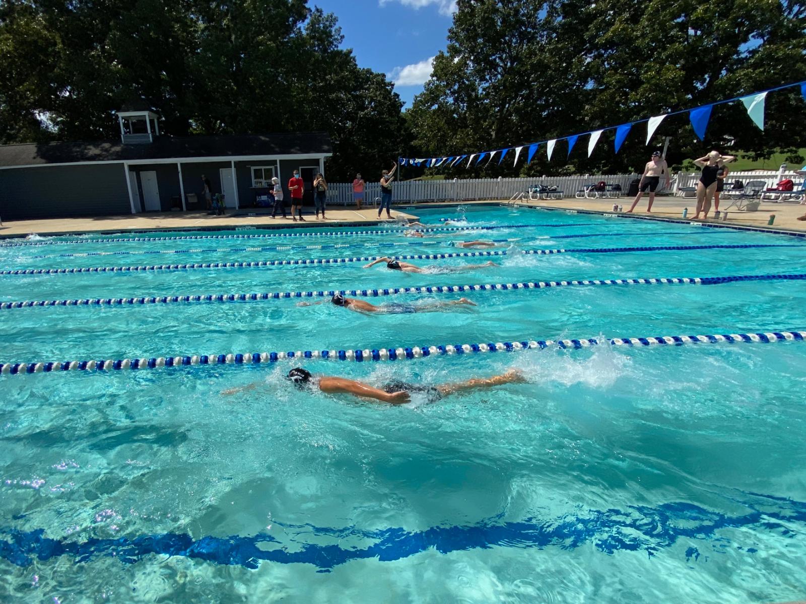 Photo Gallery: 2020 Dam Swim for Drew – Gator Swimming