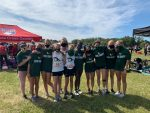 Girls Junior Varsity Cross Country finishes 1st place at Darlington Invitational