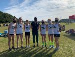 Girls Varsity Cross Country finishes 7th place at Darlington Invitational