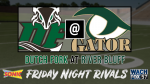 Gators vs Dutch Fork Varsity Football Matchup will be Broadcast as WACH Fox Friday Night Rivals Game of the Week