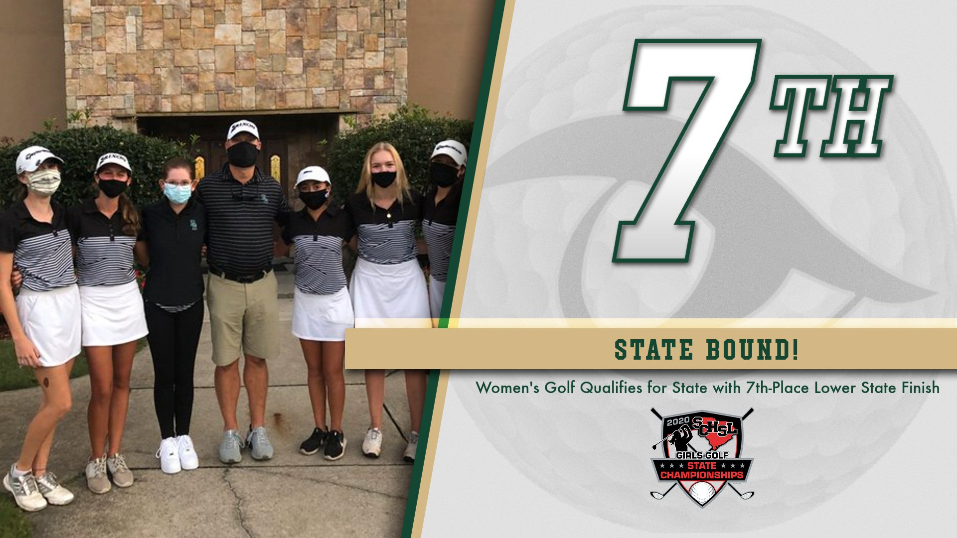 Women's Golf Qualifies for State with 7th Place Finish at AAAAA Lower State Tourney