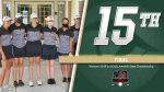 Girls Varsity Golf finishes 15th place at SCHSL AAAAA State Championship