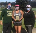 Liyin Zhu Goes 5-2 at Singles Tennis State Championship, Earns 6th Overall and Sportsmanship Award