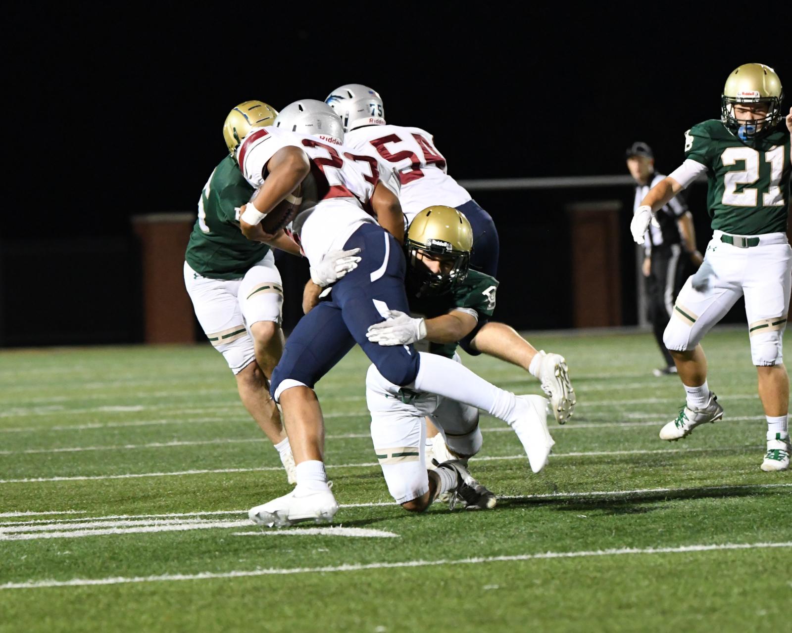 Photo Gallery: B-team Football vs White Knoll 11-5-20