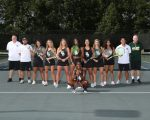 Women's Tennis Players Earn Recognitions