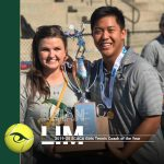 Lim Honored as 2019-20 SCACA Girls Tennis Coach of the Year