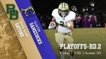 Game Day! Lower State Semifinal Playoff Football Game at Sumter HS