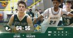 Men's Varsity Basketball Kicks of Region Play with Big Win over Lexington 64-56