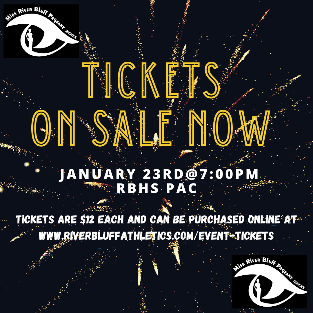 Get Miss RB Pageant Tickets Now Before They're Gone!