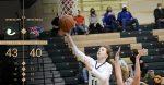 Women's Varsity Basketball Downs White Knoll 43-40 in Final Game of Season