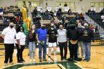 Photo Gallery: Women's Varsity Basketball Senior Night 2021