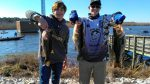 Gator Anglers Lutz and Scarborough Take 4th in Saturday's Cooper River BASS Tourney