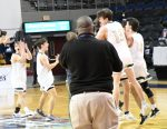 Photo Gallery: Men's Basketball 2020-21 State Championship - Post-Game Celebration