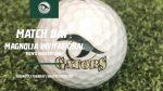 Round 2 of Magnolia Invitational Today – Men's Varsity Golf