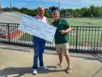 Congrats Lee Corder – Big Winner in Gator Nation's 8K Raffle!