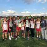 Falcons Runners Raise the Bar, Win Barstow Invitational