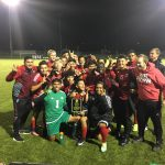 Falcon Soccer Defends Title, Defeats KCC 7-0
