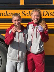 Cross Country Districts 10/28/17