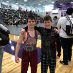 Brothers Moses Mosey on to State Wrestling Championships