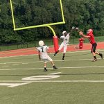 Boys Junior Varsity Football beats East 26 – 0