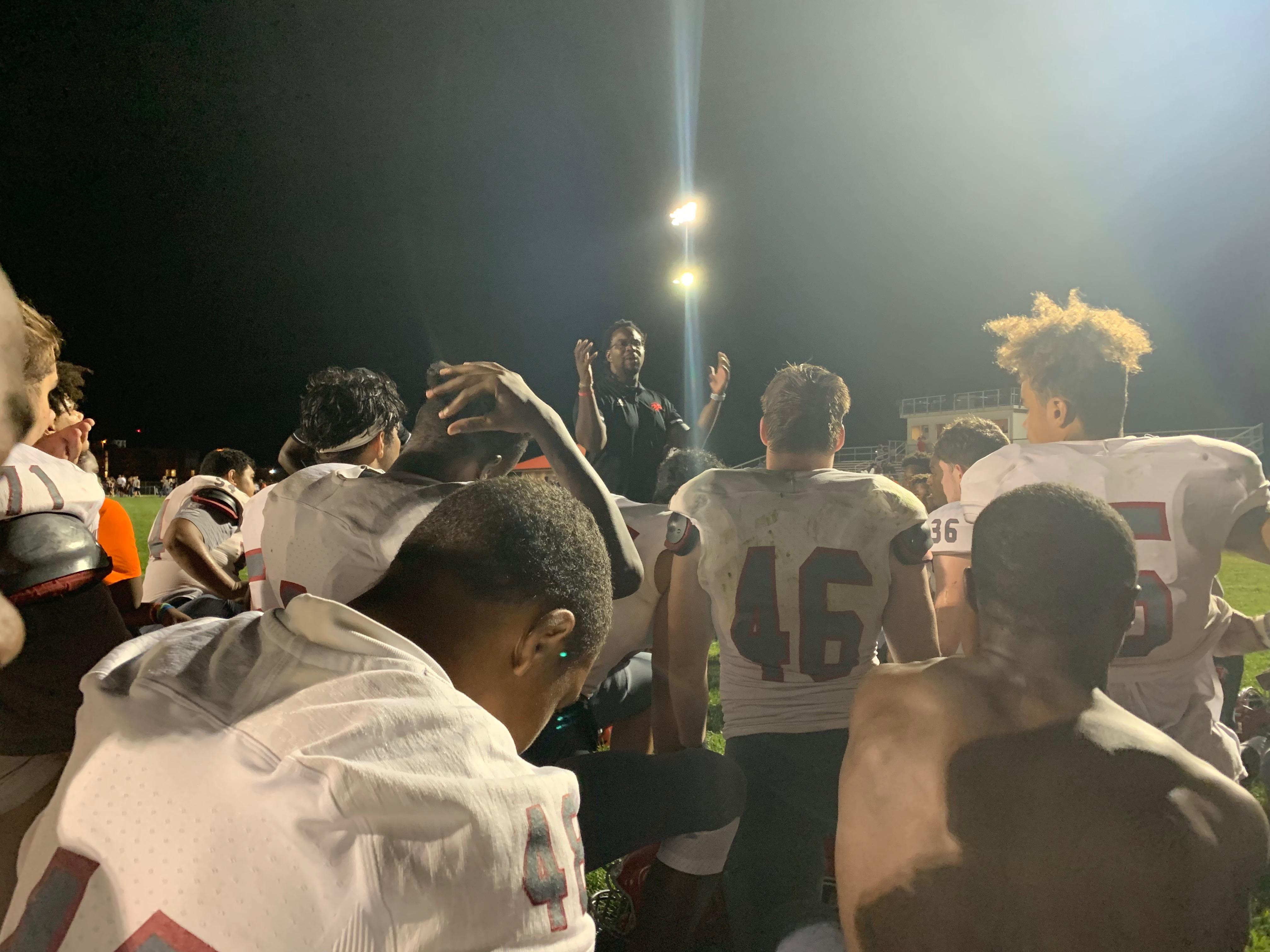 Falcons Beat Butler, 61-12