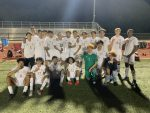 Falcons take Title, Defeat Blue Springs 2-0