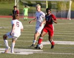 Falcons Open Conference Action, Defeat Heritage Christian 9-1