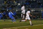 Falcs Fall in Shootout to Rockhurst
